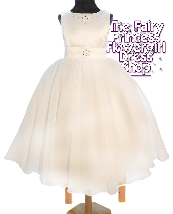 The Fairy Princess Flowergirl Dress Shop - The Iris