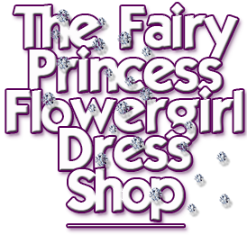 Visit The Fairy Princess Flowgirl Dress Shop